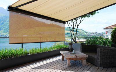 Tende da sole per terrazzi, finestre e giardini: ecco tutte le tipologie
